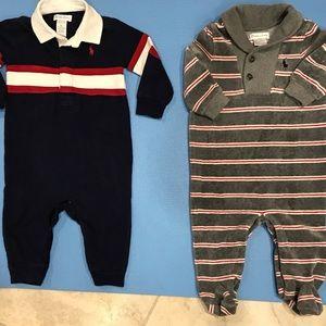 2 Ralph Lauren jumpsuit